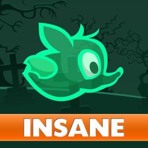 play Flappy Bat : Insane Flyer Edition