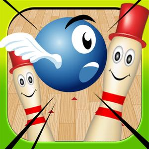 play Flappy Bowling - A Crazy Wyncity Ten Pin Bowling Game