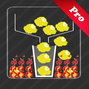 play Flappy Dots Pro - Don'T Let Flappys Into The Fire Space