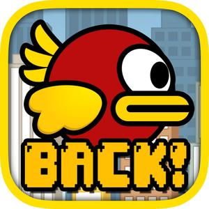 play Flappy Feathers - The Adventure Of A Dopey Tiny Bird