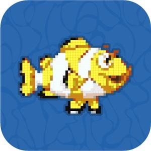 play Flappy Fish 2D