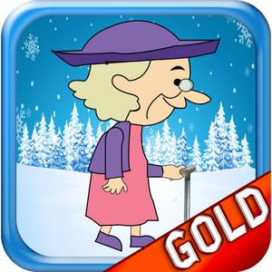 play Grandma Escape - The Grandmother Who Flees From Home For Old Senile - Gold Edition