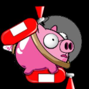play Gravity Pig - The Impossible Mission