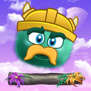 play Green Viking Quest - Jungle Platformer And Jumping Adventure Game For Kids