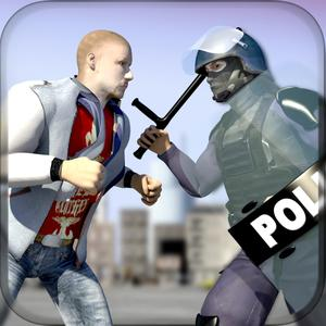 play Hooligans Hd - Football Hooligan Fight