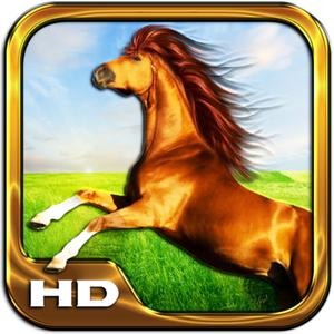 play Horse Run Simulator 3D