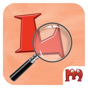 play Lost Letters - Toddlers Learn Letters Playing As Detectives - Free Edugame Under Early Concept Program