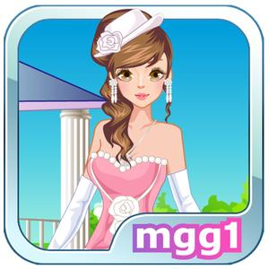 play Lovely Wedding Dress Up