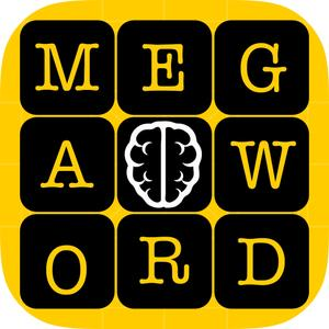 play Megaword – Word Search Game Puzzle To Challenge Your Genius Brain & Boost Your Smarts