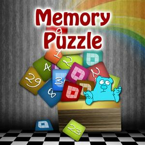 play Memory Puzzle Hd - Mind Focus Sharpener-Best 3-In-1 Brain Teasers Fun