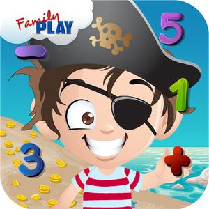 play Pirate Math For Preschoolers: Preschool Adventure Island