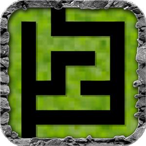 play Pixel Maze Escape - Find Keys To Unlock Doors And Avoid Dead End Paths - Pixelated Version