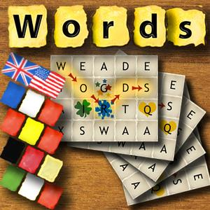 play Rotating Letters And Words Board Game International
