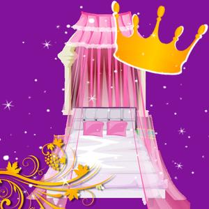 play Royal Princess Room Deco