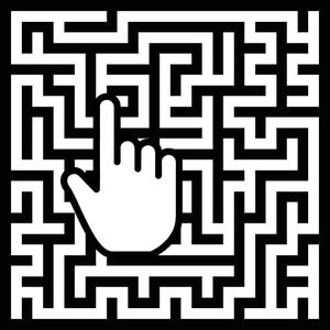 play Simple Maze