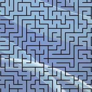 play Simple Mazes