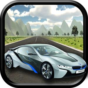 play Simulator For Bmw I8 Drift 3D
