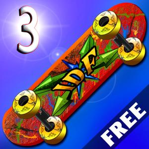 play Skate Parkour Mania 3 : The Extreme Ollie Jump And Tricks City Sport - Free Edition