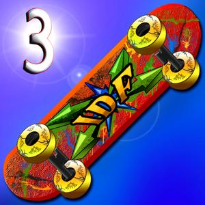 play Skate Parkour Mania 3 : The Extreme Ollie Jump And Tricks City Sport - Gold Edition