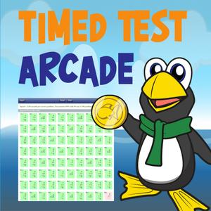 play Timed Test Arcade