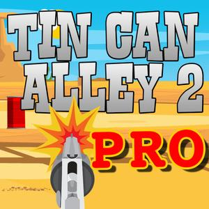 play Tin Can Alley 2 Pro