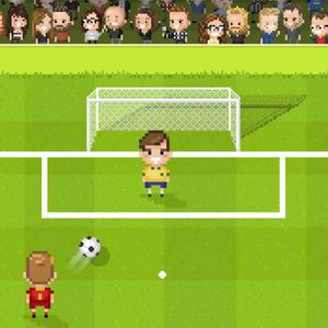 play Tiny Soccer Game - Football Goalie