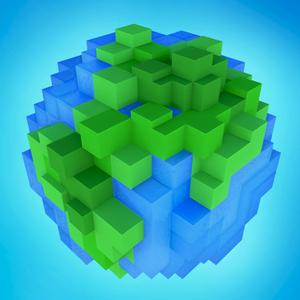 play World Of Cubes - Online Multiplayer Block Building Sandbox With Survival