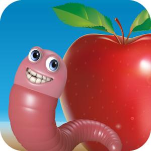 play Worm Ar - Augmented Reality Game
