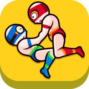 play Wrestle Jump Man