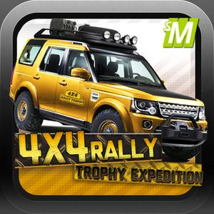 play 4X4 Rally Trophy Expedition Racing