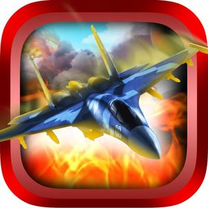 play Air Dash Delta - Strikers Red Alert