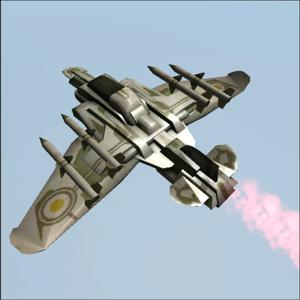play Air Fighter Combat