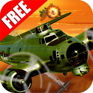 play Air Fortress Commander Free - Elite Sky Fighter Brotherhood Vs. Natsi Pilot Assault