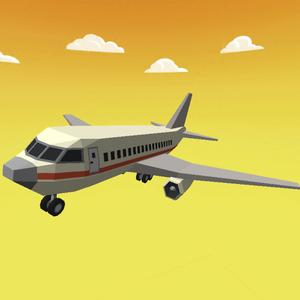 play Airplane Fly Simulation