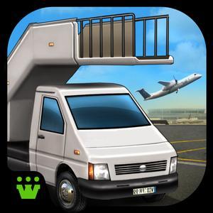 play Airport Cargo Parking 3D