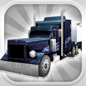 play Big Rig Trucker: 3D Semi Truck Driving Game - Free Edition