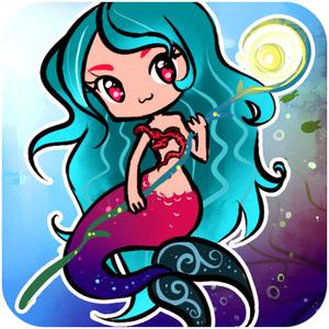 play Chibi Mermaid Salon