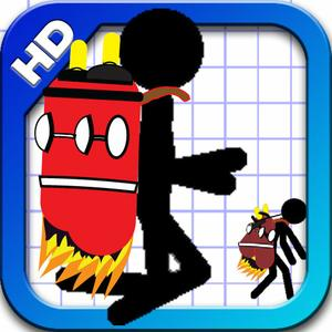 play Doodle Jetpack Hd