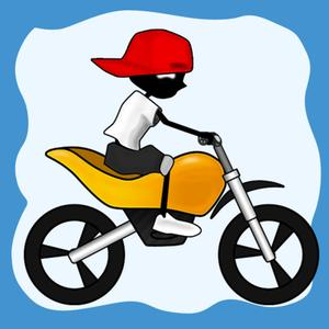 play Doodle Moto Hd-Free Racing For All Girls Boys On Ipad Iphone