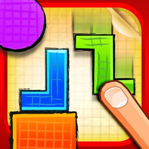 play Doodle Tower - Stack The Shapes