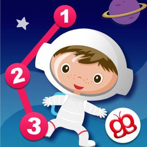 play Dot-To-Dot Adventure - Learn Numbers And Letters