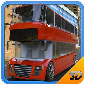play Double Decker Bus Simulator – Real 3D Driving And Parking Simulation Game
