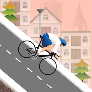 play Downhill Cycle Rider
