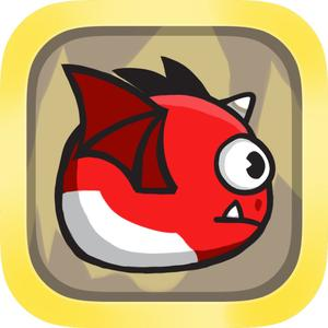 play Flappy Fluffy Dragon