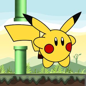 play Flappy For Pokemon