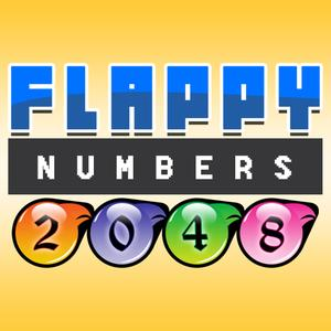 play Flappy Numbers 2048