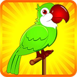 play Flappy Parrot - The Stubborn Bird!