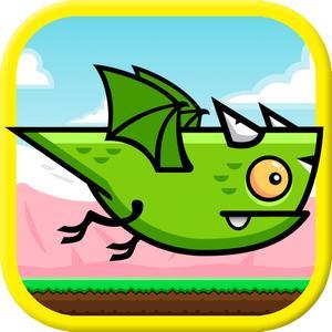 play Flappy Tori - A Flying Dragon Adventure