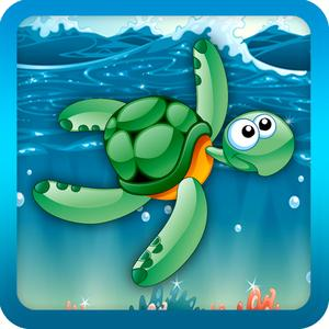 play Flappy Turtle - The Bird Is Gone!