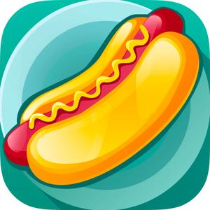 play Hot Dog Shop - Cook And Sell Deluxe